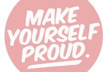 Inspiration/Positivity