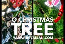 Christmas / Christmas Decorating Ideas Christmas Tree Ideas Gift Ideas