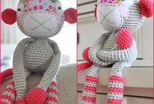 DIY - crochet - beestjes