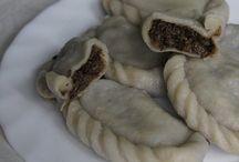 dumplings / pierogi