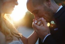 inspiring wedding portraits / This is a collection of photos that I love by other photographers.