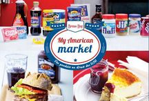 Recettes americaines