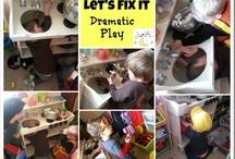 Preschool : Dramatic Play