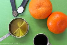 Recipe: Salad / by Amanda Smith