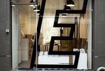 L'Arte Della Torta Storefront ideas / Ideas of new storefront for L'Arte Della Torta di Melanie Secciani in Florence, Italy