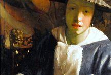 ARTISTI Jan Vermeer