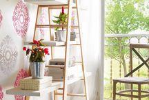 Shelves / Original and different shelves