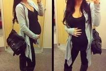 Maternity fashion / by Emily Rivait