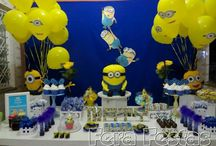 Minions em Festa