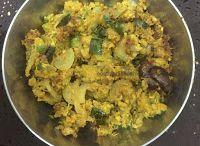Pavakka Thoran / Bitter Gourd Recipe | South Indian Samayal Recipes