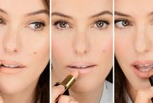 Nude Lips / Nude lipstick is something I'm asked about A LOT! From shades, tones, texture, how to shop and makeup tips, I hope these films and posts help. X / by Lisa Eldridge
