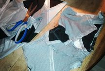 mini boxer graphique / couture hommecouture