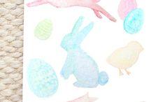 Kartki Easter