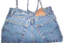 Reciclado jeans