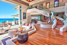 unbelievable / Beautiful Living Room plus outdoors Design
