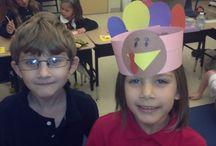 A Very Kindergarten Thanksgiving