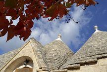 Autumn 2013 / Autumn days @ our trulli! #Puglia #Cisternino #Ostuni www.isetteconi.com