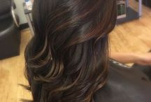 Dark hair colour options