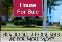 selling house / by Marcia Bankus