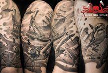 under  water  tattoo