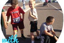 Kids and Running