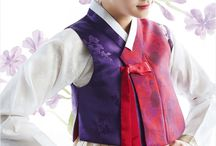 Fashion - korean tradisional dress (hanbok)