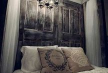 Bedroom Ideas / by Kimberly Childers