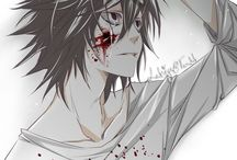 Death Note / L, Light and co