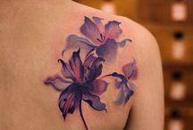 Flower tats