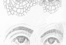 yüz çizim şekilleri