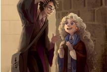 HP Harry & Luna
