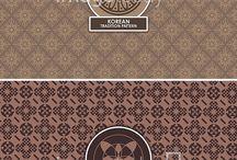 Korea graphic design