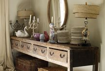 Consoles and Sideboards