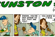 Gunston St. / Comic Strips