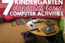 Teaching: K - 4 Technology