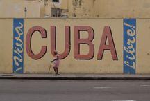Reisinspiratie Cuba / Salsa, rum, sigaren, oldtimers, Fidel Castro, Che Guevara, architectuur, parelwitte stranden en het socialisme. Een land dat iedereen een keer zou moeten bezoeken!