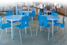 Dining Room Furniture For Schools / Early Learning Furniture offers a range of school dining furniture including dining tables, school dining chairs and benches and folding table seating units. All come in different heights depending on the age group required for. We also sell a range of Gopak folding tables and benches which are ideal school dining room furniture.