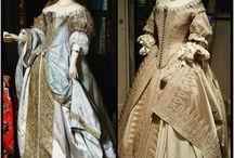 dresses through history