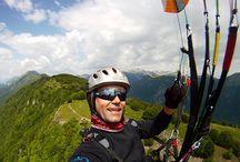 Gleitschirmreisen / Gleitschirmfliegen in den besten Fluggebieten Europas und weltweit mit Papillon Paragliding