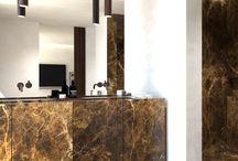 Bathroom Inspiration / Bathroom designs Interior designs Sanitair design