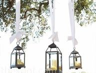 Wedding Daydreams / Matt and Robin have tied the knot....but it's still fun to look at ideas!