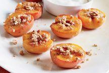 Oh so many apricots / by Vanessa Noble Horejs