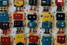 galletas robot