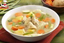 Resep Bumbu Halus Aneka Sop, dan Cara Membuatnya, clubmasak.com