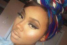 AA makeup