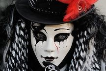 Carneval masks