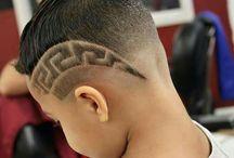 Boyz hair