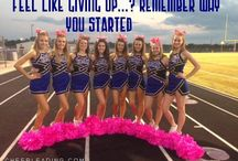 Motivational Mondays / by Cheerleading Company // www.cheerleading.com