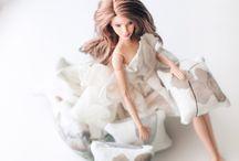 мебель для кукольного домика / Dolly.lab превращаем подушки в мебель