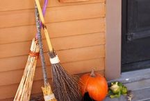 Halloween / Halloween decoration, food and costumes